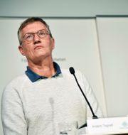 Anders Tegnell. Lars Schröder/TT / TT NYHETSBYRÅN
