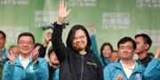 Tsai Ing-wen. Chiang Ying-ying / TT NYHETSBYRÅN