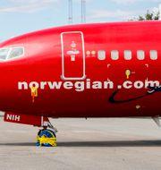 Norwegianplan. Arkivbild. Vidar Ruud / TT NYHETSBYRÅN