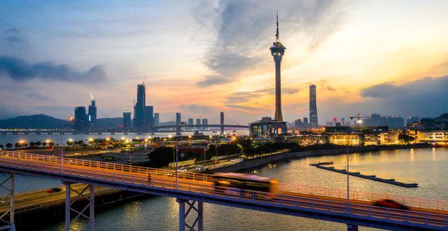 Macau. Arkivbild. Shutterstock