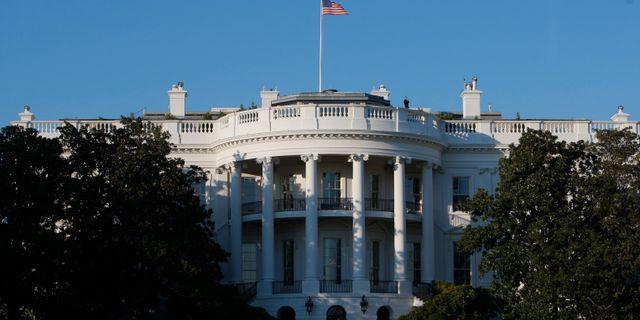 Vita huset. Arkivbild. Charles Dharapak / TT / NTB Scanpix