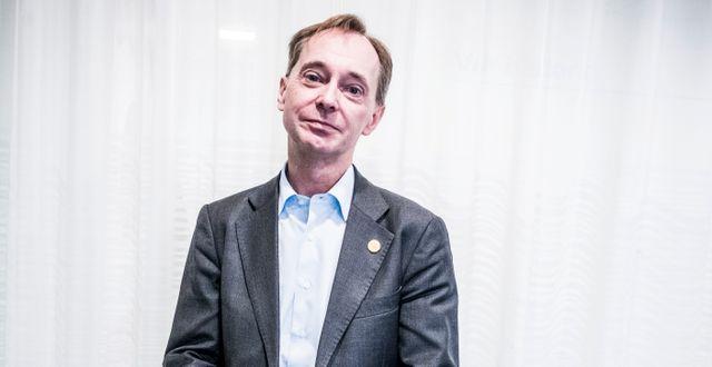 Arkivbild: Gunnar Axén är styrelseordförande i Allra Sverige AB. Magnus Hjalmarson Neideman/SvD/TT / TT NYHETSBYRÅN