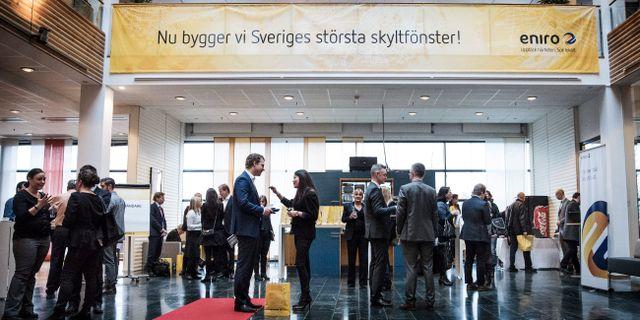 Emma-Sofia Olsson / SvD / TT / TT NYHETSBYRÅN