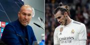 Zidanes ord om att Bale bör trejdas uppskattas inte av fotbollspelarens agent. TT