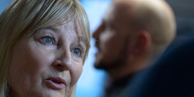 Marita Ulvskog (S), tillförordnad ordförande i Europaparlamentets arbetsmarknadsutskot. JANERIK HENRIKSSON / TT / TT NYHETSBYRÅN