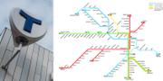 Nya gula linjen ska gå mellan Odenplan och Arenastaden.  TT/Pressbild