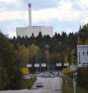 Kärnkraftverket Forsmark i Östhammar. TT / TT NYHETSBYRÅN