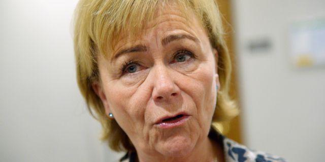 Beatrice Ask (M). BERTIL ERICSON / TT / TT NYHETSBYRÅN