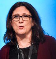 Cecilia Malmström. Arkivbild. Pontus Lundahl/TT / TT NYHETSBYRÅN