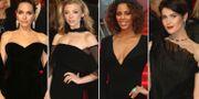 Angelina Jolie, Natalie Dormer, Rochelle Humes, Gemma Arterton TT