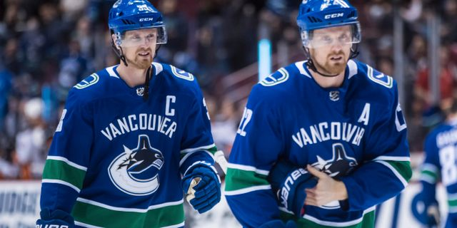 Fortsatta problem for sedins vancouver