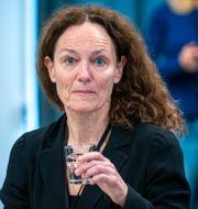 Camilla Stoltenberg. Heiko Junge / TT NYHETSBYRÅN