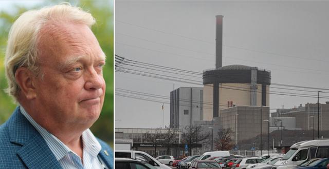 Mikael Odenberg/Ringhals kärnkraftverk. TT