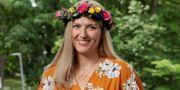 Beatrice Fihn.  Mattias Ahlm/Sveriges Radio