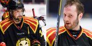 Simon Bertilsson och Niclas Andersén.  Bildbyrån.