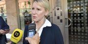 Margot Wallström (S). Jonas Ekströmer/TT / TT NYHETSBYRÅN