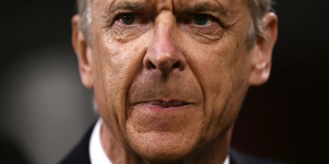 Arsene Wenger. Arkivbild. MARCO BERTORELLO / AFP