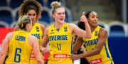 Sverige jublar. MATHILDA AHLBERG / BILDBYRÅN