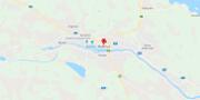 Kartbild över Skellefteå Google Maps