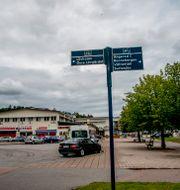 Göteborgsförorten Angered är ett av de områden som hamnat i centrum för frågan om gängkriminaliteten. ADAM IHSE / TT / TT NYHETSBYRÅN