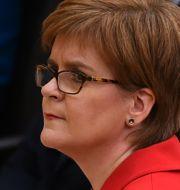 Nicola Sturgeon ANDY BUCHANAN / AFP