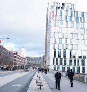 Scandic Continental vid Klarabergsviadukten i Stockholm. Alexandra Bengtsson/SvD/TT / TT NYHETSBYRÅN