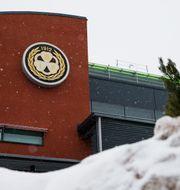 Gavlerinken Arena. ANDREAS L ERIKSSON / BILDBYRÅN
