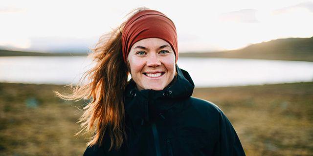 Linda Svensson blev minskade sin stress med mindfulness.  Privat