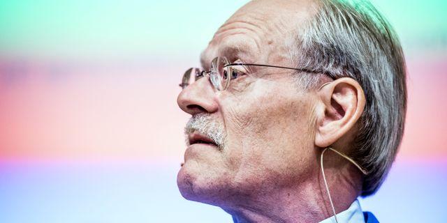 Stefan Ingves. Arkivbild. Tomas Oneborg/SvD/TT / TT NYHETSBYRÅN