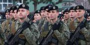 Kosovos säkerhetsstyrka (KSF) Visar Kryeziu / TT NYHETSBYRÅN/ NTB Scanpix
