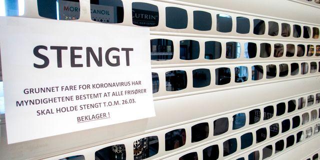 Gorm Kallestad / TT NYHETSBYRÅN