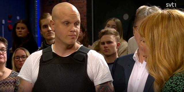 """Bild från """"Sverige möts: Direkt"""" SVT"""