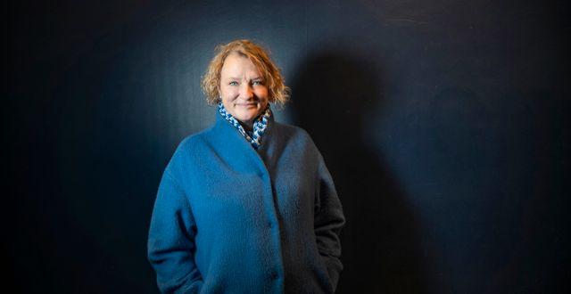 Anna Takanen. Malin Hoelstad/SvD/TT / TT NYHETSBYRÅN