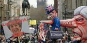 Arkivbild från mars i år i London. Tim Ireland / TT NYHETSBYRÅN/ NTB Scanpix