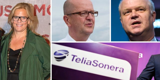 Telia soneras styrelse fyra nya tre gamla 3