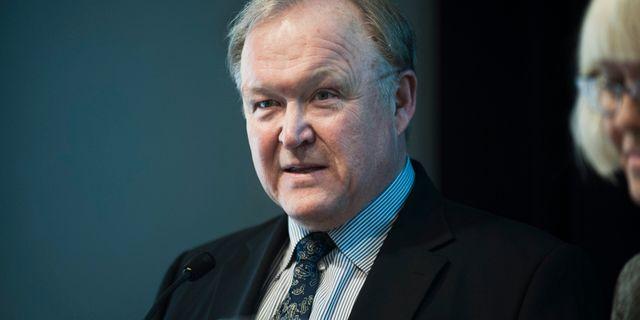 Göran Persson. Lars Pehrson / SvD / TT / TT NYHETSBYRÅN