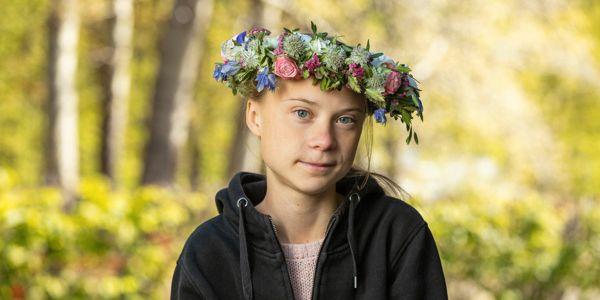 Greta Thunberg Mattias Ahlm/Sveriges Radio