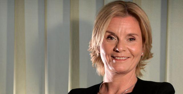 Åsa Bergman, vd och koncernchef för Sweco. Arkivbild. Janerik Henriksson/TT / TT NYHETSBYRÅN