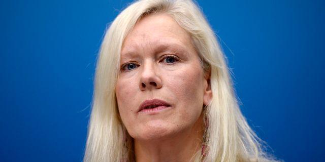 Anna Lindstedt. Leif R Jansson / TT / TT NYHETSBYRÅN
