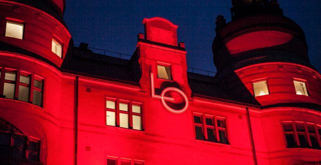 LO-borgen i Stockholm. Robin Haldert / TT / TT NYHETSBYRÅN