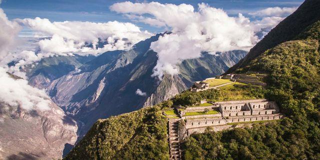 De spanska conquistadorerna lyckades aldrig inta Choquequirao när stora delar av Sydamerika koloniserades. Getty
