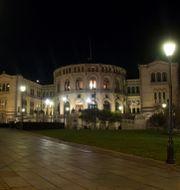 Stortinget  Oslo. Erik Johansen / TT NYHETSBYRÅN