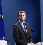 Baylan (S), Bolund (MP) Erik Simander/TT / TT NYHETSBYRÅN