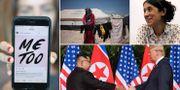 Bland förhandstipsen inför årets fredspris finns Me too-rörelsen, UNHCR, Nadia Murad, Kim Jong-Un och Donald Trump.  TT