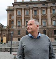 Jonas Sjöstedt Jessica Gow / TT NYHETSBYRÅN