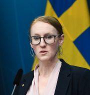 Emma Spak.  Fredrik Sandberg/TT / TT NYHETSBYRÅN