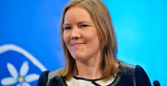Emma Henriksson. HENRIK MONTGOMERY / TT / TT NYHETSBYRÅN
