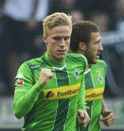 Wendt i klubblaget Mönchengladbach ODD ANDERSEN / AFP