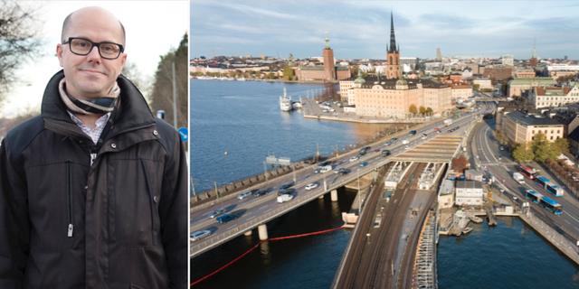 Jonas Eliasson ska enligt medieuppgifter inte vara överens med Daniel Helldén om införandet av miljözoner. TT
