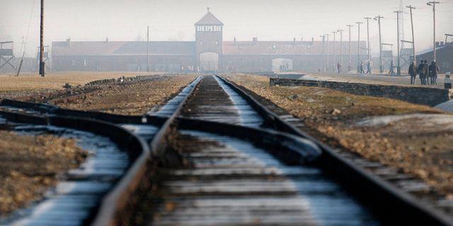 Auschwitz. CZAREK SOKOLOWSKI / TT NYHETSBYRÅN